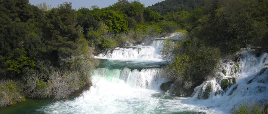 The Krka National Park